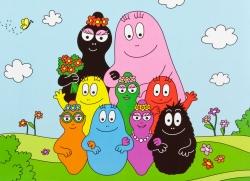 familia barbapapa